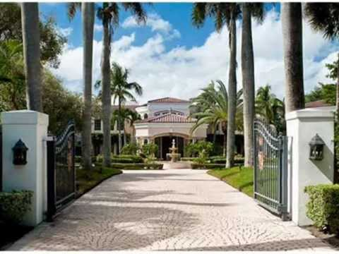 Jupiter florida luxury real estate for sale waterfront for Luxury mansions for sale in florida