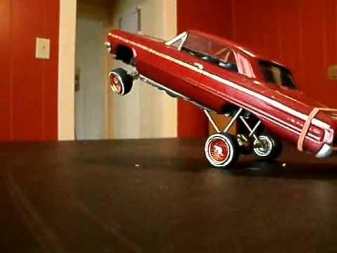Proto4 Impala Kandy Radical Hopping Lowrider Model Youtube