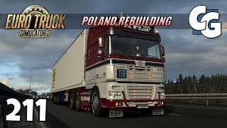 ETS2 - Ep. 211 - Mild Winter - ETS2 Poland Rebuilding Gameplay