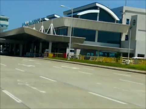 ,..Off To Laguindingan International Airport Cagayan De Oro City!