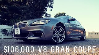 2019 BMW 650i Gran Coupe | Full Review & Test Drive
