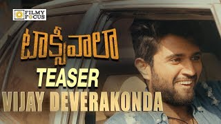 Taxiwala Movie First Look Teaser || Vijay Devarakonda