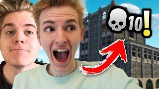 HAAL IK DE 10 KILLS? - Fortnite met Matthy