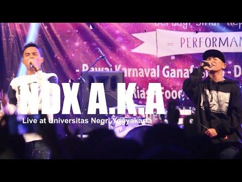 download lagu NDX A.K.A - Tewas Tertimbun Masalalu Live At UNY, October 2016 gratis