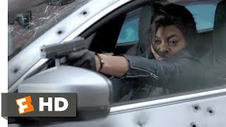 Proud Mary (2018) - Rollin' and Reloadin' on the River Scene (9/10) | Movieclips