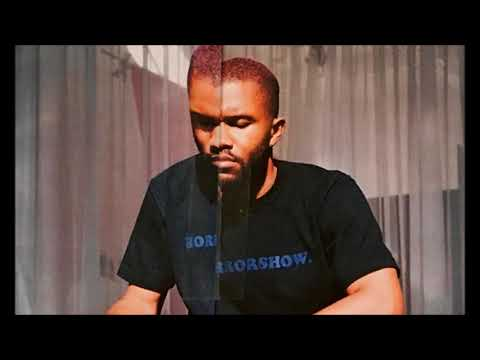 Chanel (Slowed & Pitched Down) - Frank Ocean