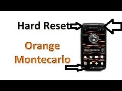 Realizar Hard Reset Smartphone Android Zte Monte Carlo (Restablecer Datos de Fabrica)