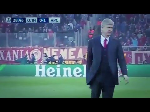 Olympiakos vs Arsenal 0 - 3 All Goals || Hatrick Oliver Giroud