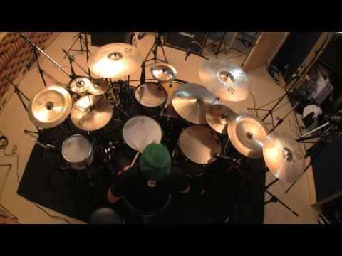 Paramore careful  Xande Bispo Drum Cover video