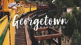 Georgetown Loop Railroad | Travel Family Vlog