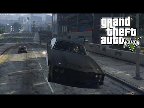 GTA V Online - DE 'MATTE' MUSCLE CAR! (GTA 5 Multiplayer #79)