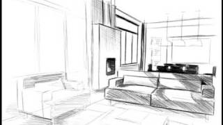Emejing Chambre En Perspective Cavaliere Gallery - Matkin.info ...