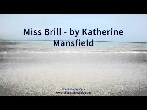 an analysis of katherine mansfields short story miss brill