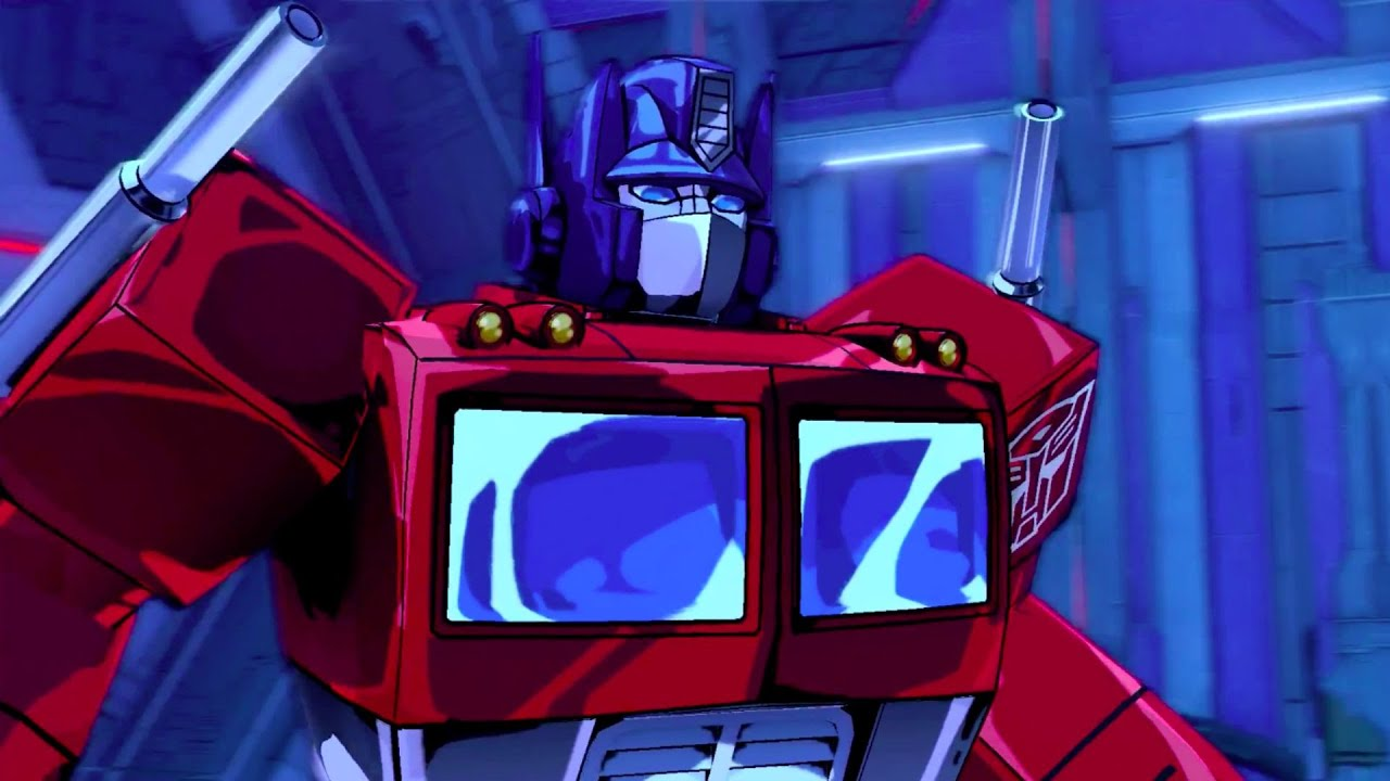 Transformers: Devastation - Peter Cullen Interview