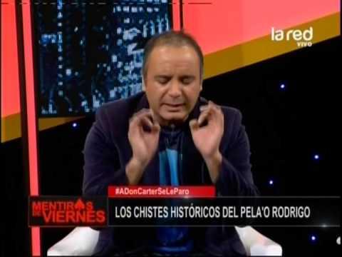 Pelao Rodrigo y el chiste de la mujer pasada a cebolla