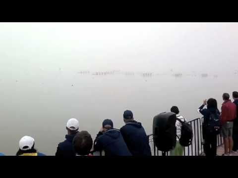 "Nelo - A ""foggy"" K4 Race - Guadalajara 2011 - Pan Am"