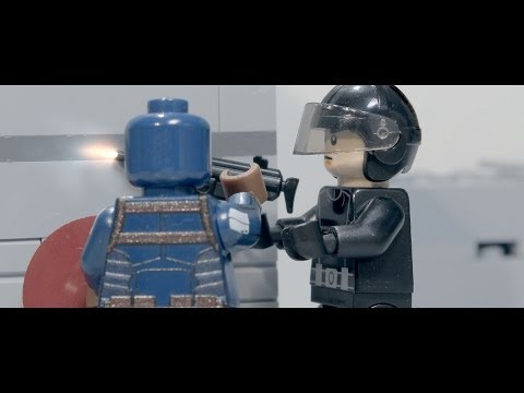 LEGO Captain America The Winter Soldier - Good Guys vs. Bad Guys