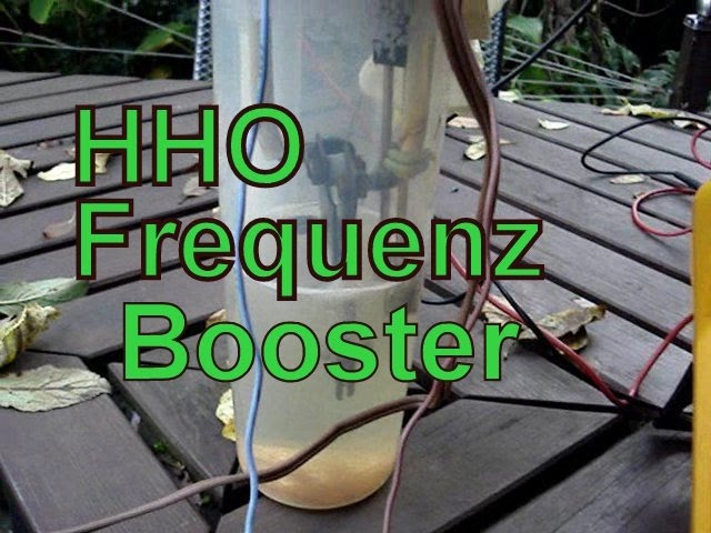 HHO Wasserstoff Booster Hydroxy Booster test
