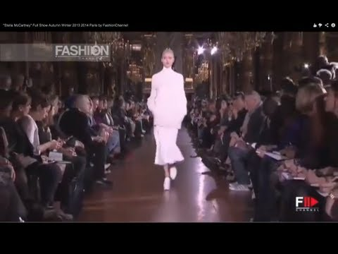 """Stella McCartney"" Full Show Autumn Winter 2013 2014 Paris by FashionChannel"