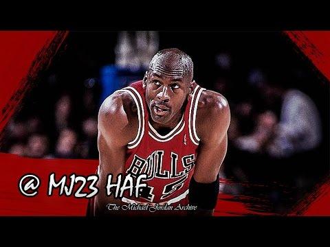 Michael Jordan Double Nickel Game Highlights vs Knicks (1995.03.28) - 55pts! (HD 720p 60fps)