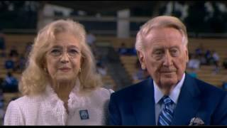 Vin Scully Ceremony