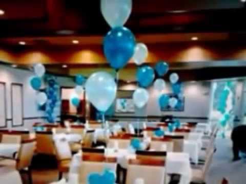 Decoracion fiestas de 15 a os y cumplea os youtube youtube - Ideas 18 cumpleanos chico ...
