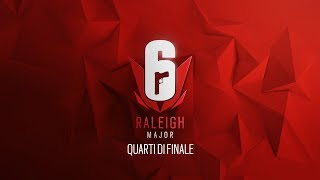 Rainbow Six Siege Major - Raleigh - Quarti di Finale