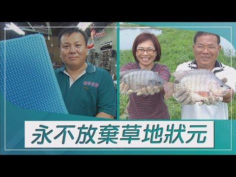 台灣-草地狀元-20190805 永不放棄草地狀元-國際認證神農鯛專家VS足夠安全橡膠大王