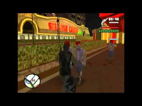 Loquendo GTA san andreas Xander files plus: 3ª parte