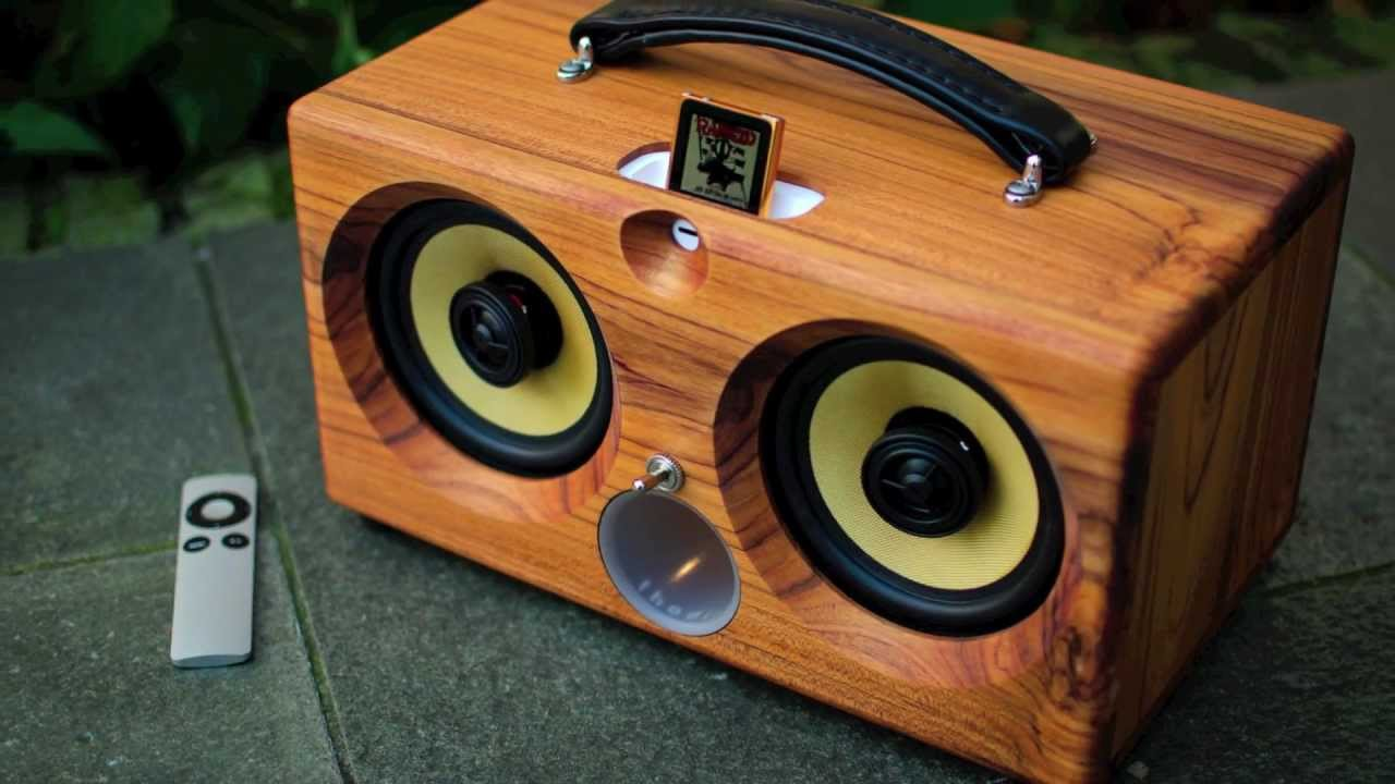 Simple Diy Portable Speaker