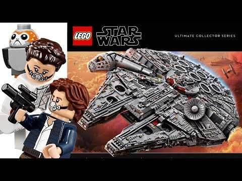 LEGO Star Wars Millennium Falcon 2017 UCS set - My Thoughts!