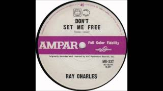 Watch Ray Charles Dont Set Me Free video