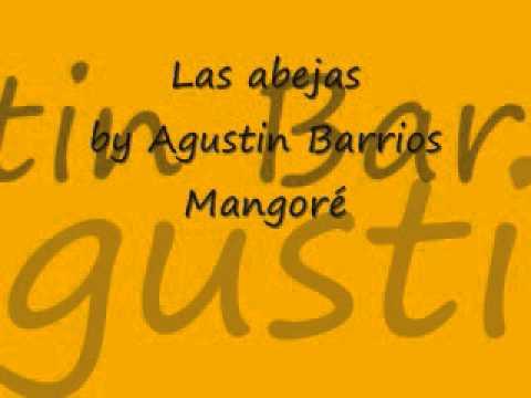 Christophe Pratiffi plays Las abejas by Agustin Barrios