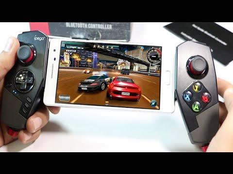 استمتع باللعب على هاتفك باستخدام  يد تحكم للالعاب اجهزة الاندرويد  Review IPEGA PG 9055
