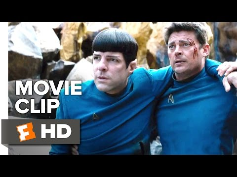 Star Trek Beyond Movie CLIP - Well, That's Just Typical (2016) - Zachary Quinto Movie