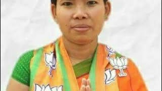 First Interview of honorable MLA. Miss ,Santana Chakma ,Tripura , India