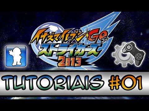 Download | Jogar | Configurar Dolphin | Controles - Inazuma Eleven Go Strikers 2013 video