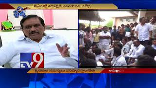 AP Govt sympathetic to demands of barbers : KE Krishnamurthy