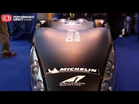 Nissan DeltaWing inspires the Delta Pig! A new generation of racer at