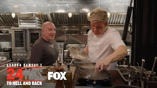 Chef Ramsay Makes A Pork Chop Dish | Season 2 Ep. 1 | GORDON RAMSAY'S 24 HOURS TO HELL & BACK