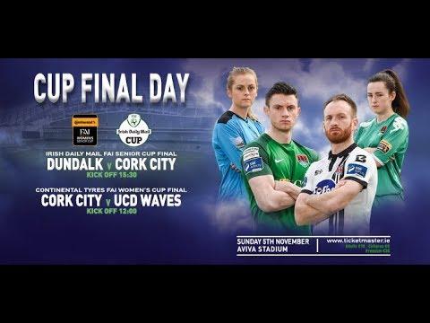 Irish Daily Mail FAI Cup Final 2017