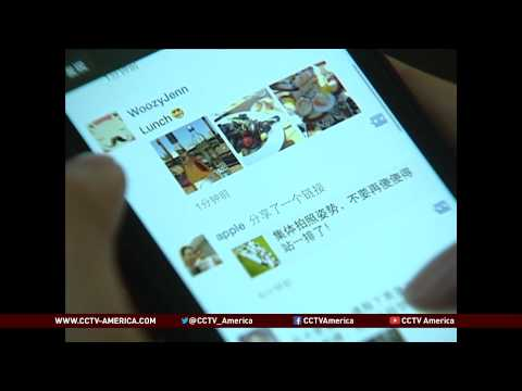 Weibo Battles WeChat for China's Social Media Preference