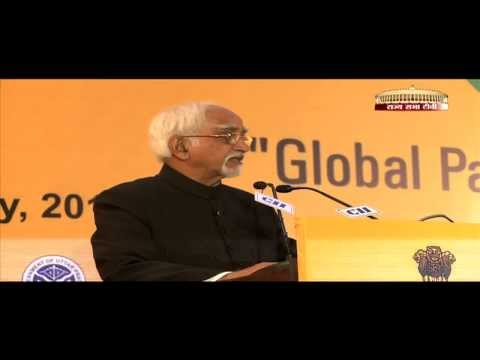 Shri M Hamid Ansari's speech at Partnership Summit 2013 on 'Global Partnership for Enduring Growth'