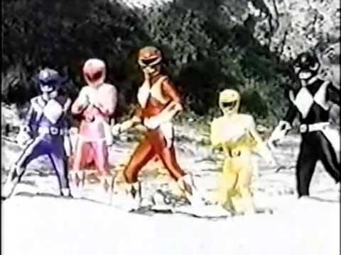 Power Rangers ABC Family Promos