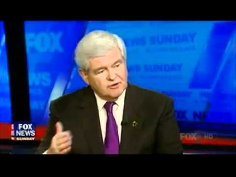 "Newt - Obama ""anti-american energy"" policies are ""nuttiness"""
