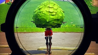 EPIC O.P BUSH STRAT! - Fortnite Funny Fails and WTF Moments! #364