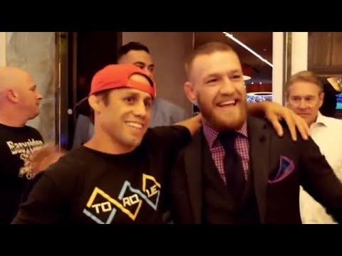 Conor McGregor and Urijah Faber ● Best Friends