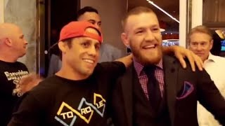 Conor McGregor and Urijah Faber ● Best Friends
