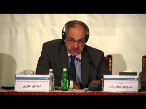 Motives and Objectives -Russia's Military Intervention in Syria symposium
