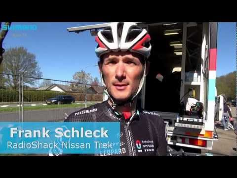 Frank Schleck about his Giro d'Italia ambitions